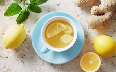 فوائد الزنجبيل والليمون والعسل