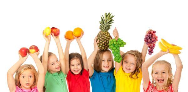 nutricionista para niños