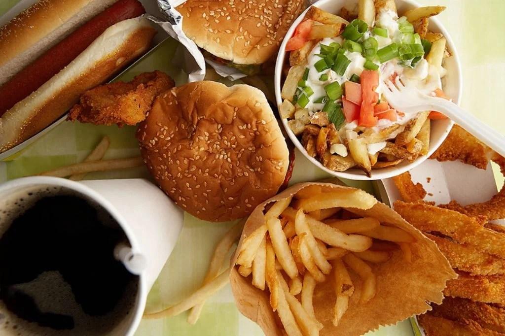 20 alimentos no saludables que te engordan y enferman