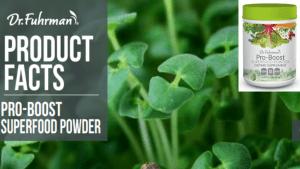 Dr Fuhrmans Pro Boost Superfood Powder