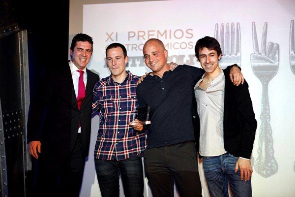 XI Premios Gastronómicos Metrópoli al Mejor Restaurante Revelación