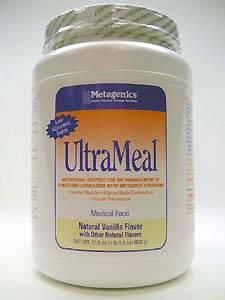 UltraMeal RICE Vanilla 26 oz (UMVR)