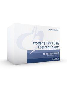 Women's Twice Daily EP™w/out Iron 60pkts (WOM47)