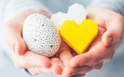 Pâques en confinement…Cuisine dont une recette de grand-maman!