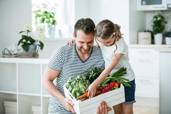 bonnes habitudes alimentaires enfant
