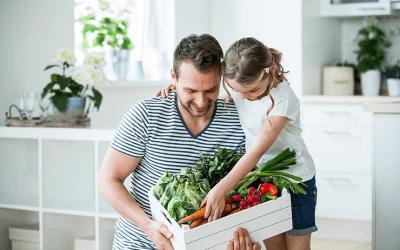 10 conseils pour inculquer de bonnes habitudes alimentaires à ses enfants