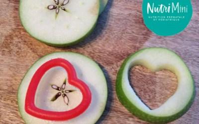 6 fruits et légumes à mettre dans la boîte à lunch à la st-valentin