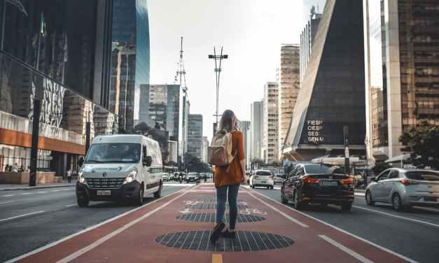 日行一萬步的生活提案:早 3 個捷運站下車!