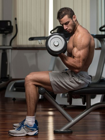 Weight Lifting Fundamentals That Effects Your Gains, Bicep Curl copy