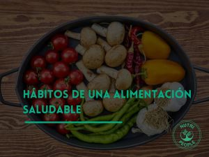 hábitos de una alimentación saludable