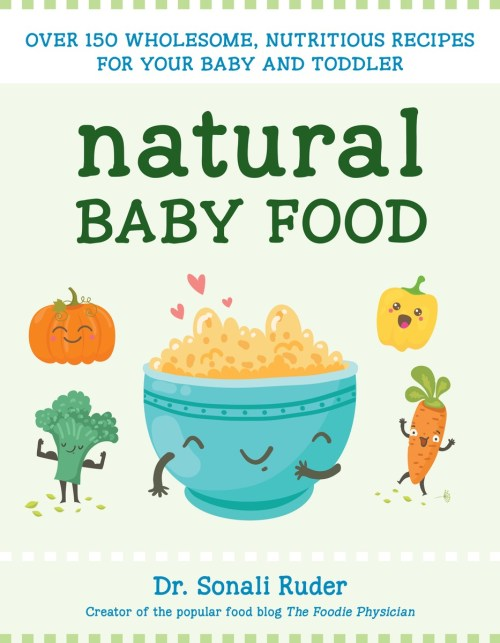 Natural Baby Food Cover hires
