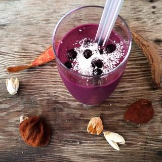 fall-festive-wild-blueberry-smoothie-copy