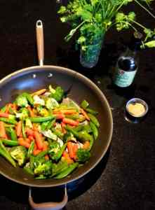Cooking with My New Skillet {Anolon Review}