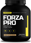 Peanut Butter Banana & Chocolate Peanut Butter Forza Pro Protein