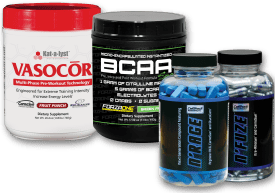 Pre-Workout Stack 3