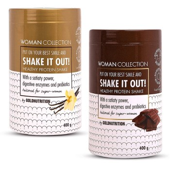 Shake It Out Gold Nutrition