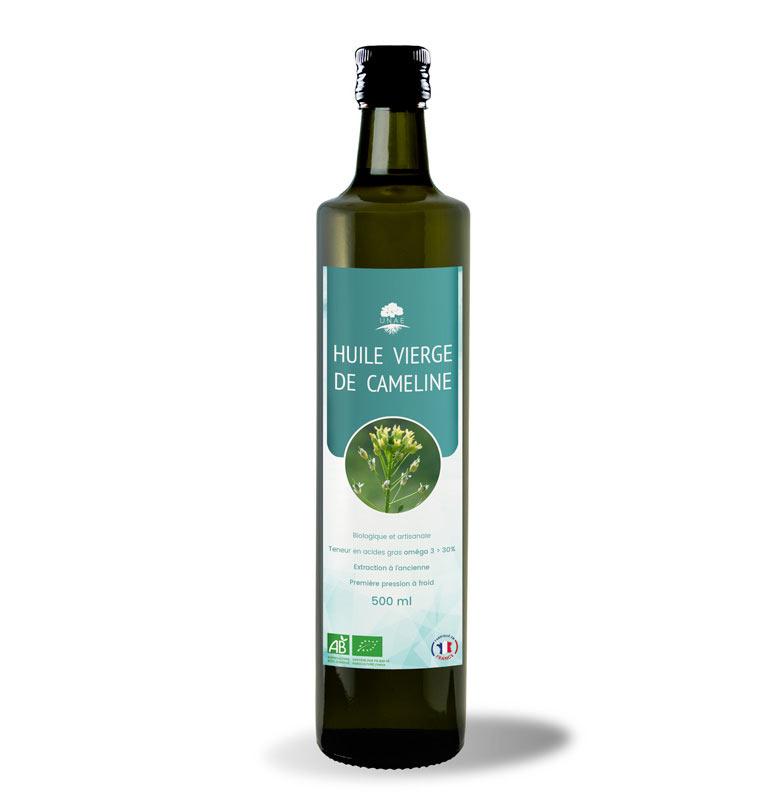 huile-cameline UNAE