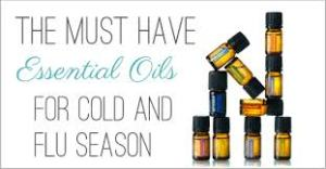 essential oils for cold season