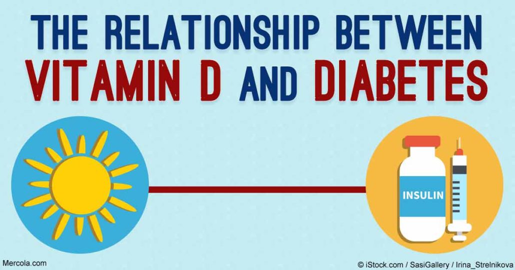 Vitamin D Helps Regulate Diabetes And Sometimes Can Prevent It Too