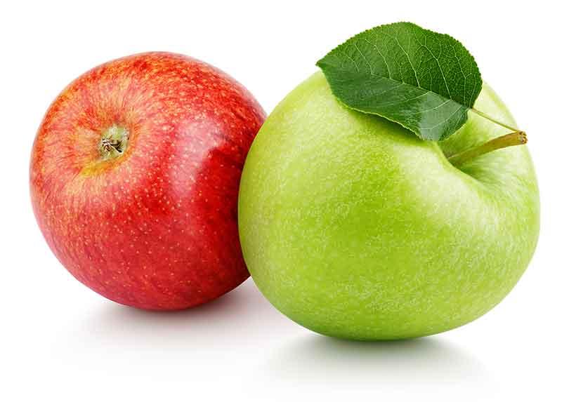 50 types of fruit