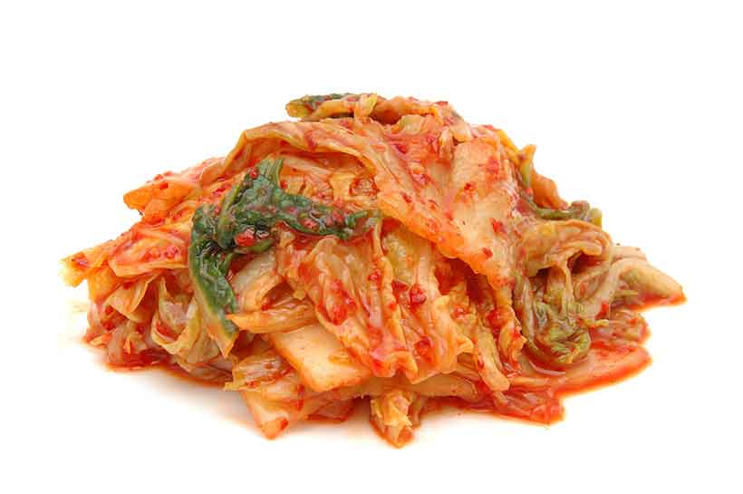 Picture of Spicy Fermented Kmchi.