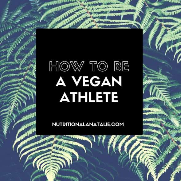 HOW TO BE A VEGANATHLETE-2
