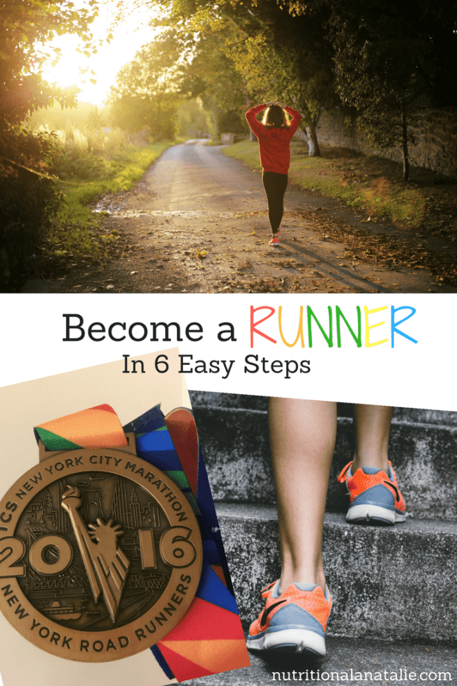 6 easy steps to become a runner