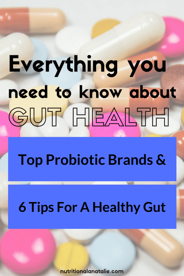 Everything you need to know about gut health, including the best probiotics