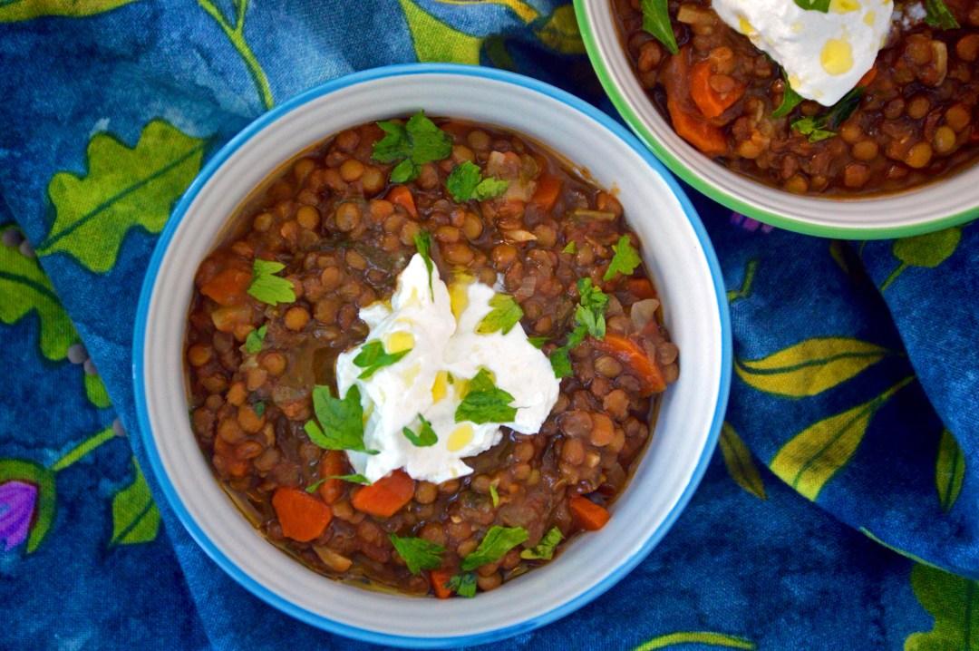 Recipe for Moroccan Lentil Soup