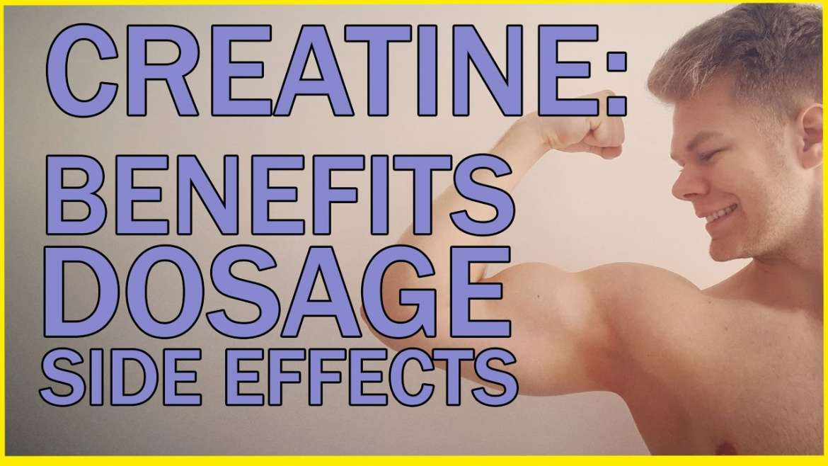 How Does Creatine Work: Benefits, Side Effects & Dosage
