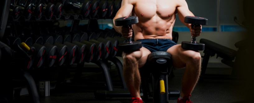 Top 5 Weight Lifting Mistakes That Keep You From Building Muscle