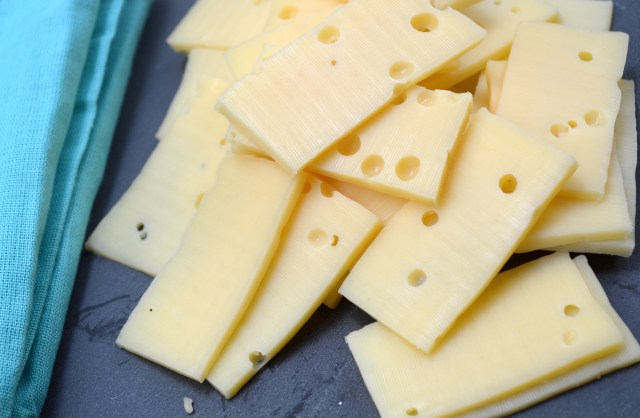 Best Swiss Cheese Slices