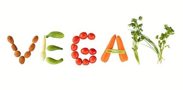 How to eat vegan heading
