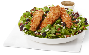 Chick-Fil-A Honey Peppercorn Salad
