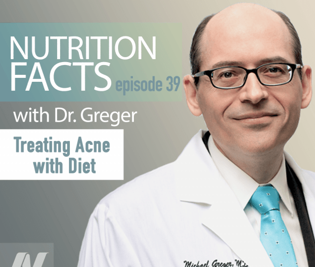 Treating Acne With Diet