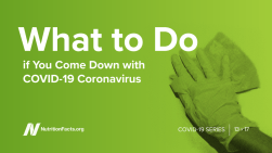 What To Do If You Come Down With Covid-19