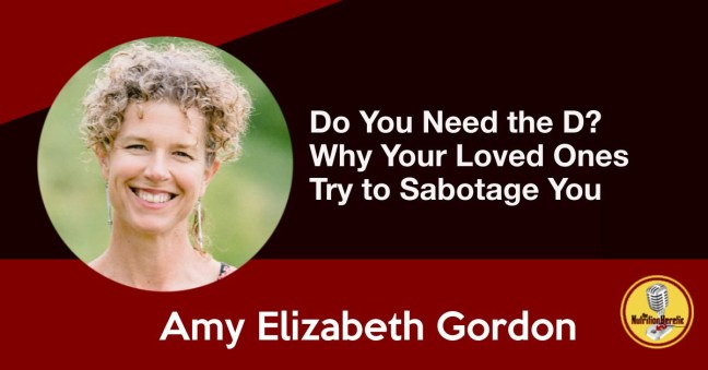 Amy Elizabeth Gordon interview, vitamin D