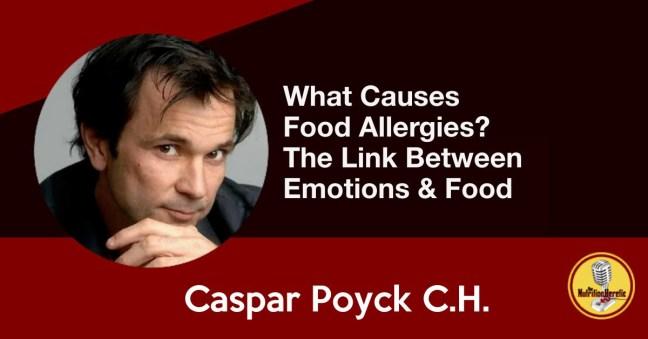Food and Emotions, Caspar Poyck Interview