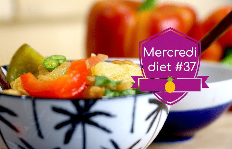 Mercredi diet #37