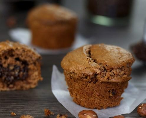 muffins châtaigne choco