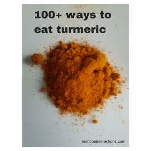 100+ ways to eat turmeric