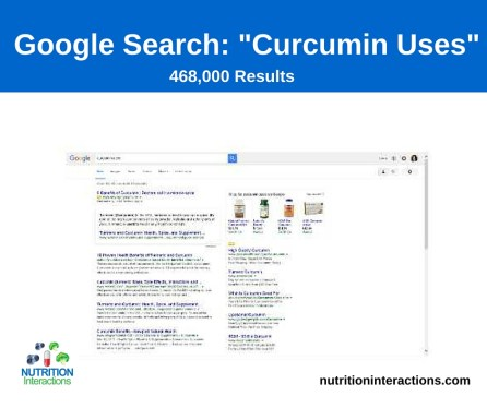 Google Search_ Cucumin Uses
