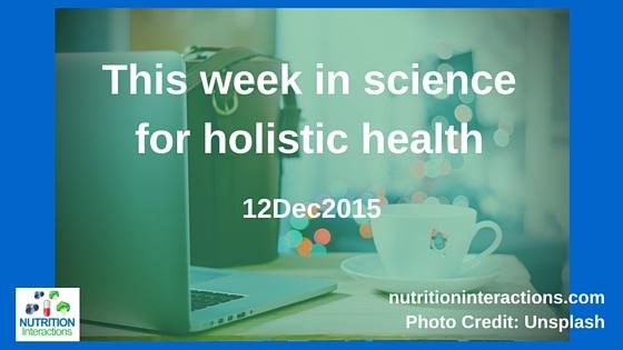 science holistic health
