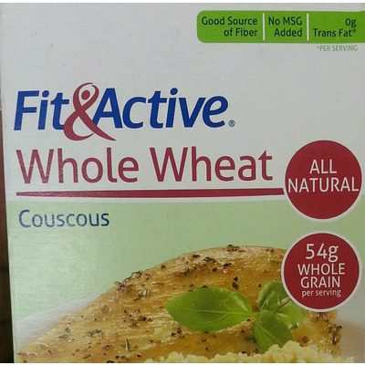Calories in Couscous. cooked - 1 cup. dry. yields from USDA