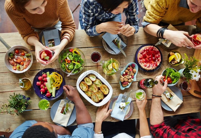 Top 7 Eating Habits For A Healthier Life