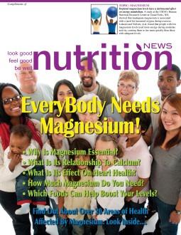Magnesium Lowers Blood Pressure