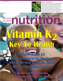 Nutrition News Women's Health Series Vitamin K 2 Key To Health