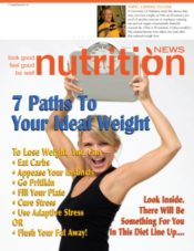 Nutrition News Women's Health Series: 7 Paths To Weight Loss