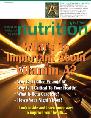 Vitamin A & Beta Carotene cover image