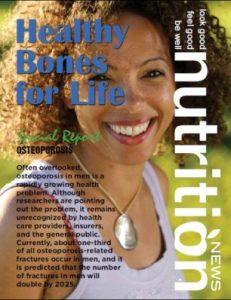 Nutrition News Women's Health Series Building Healthy Bones
